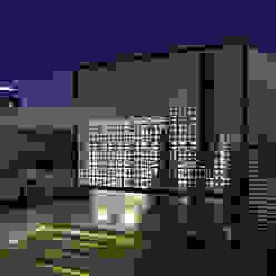 Residência Milne PACKER arquitetura e engenharia Casas minimalistas