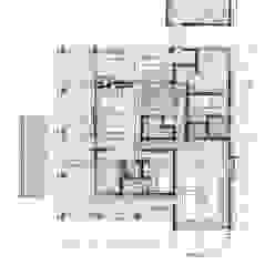 CASA DE CAMPO GUARNE_ Casas clásicas de @tresarquitectos Clásico