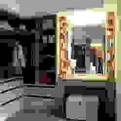 更衣室 根據 漢品室內設計 現代風