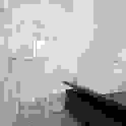 Casa das Amoreiras homify Casas de banho modernas