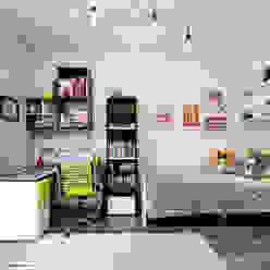Apartamnet Dąbie Moderne Kinderzimmer von Q2Design Modern