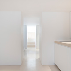 Kitchen - Dining Room:  Keuken door Jen Alkema architect, Minimalistisch