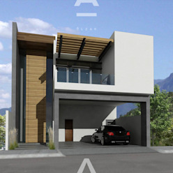 Casas  por Álzar , Moderno