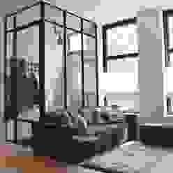 Benedenwoning Amsterdam Scandinavische woonkamers van Atelier09 Scandinavisch