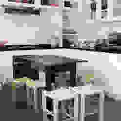 Cocina Cocinas de estilo moderno de RENOarq Moderno
