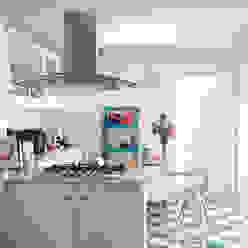 Cocina de RENOarq Moderno