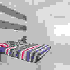 Ristrutturazione appartamento Roma, Tor Sapienza Facile Ristrutturare Camera da letto moderna