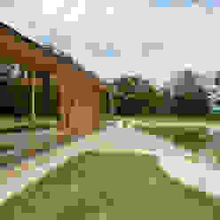 by Dietger Wissounig Architekten Modern Wood Wood effect