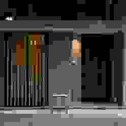 晉江街住宅 根據 齊禾設計有限公司 簡約風 強化水泥
