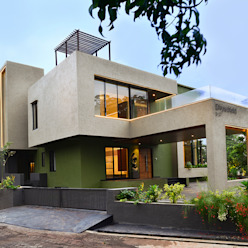 homify Modern houses