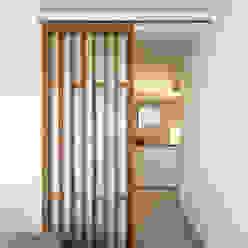 구기동 다세대주택 리모델링 모던스타일 침실 by 서가 건축사사무소 모던