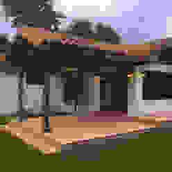 ARCOP Arquitectura & Construcción Casas de estilo rural
