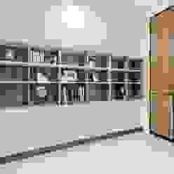 木豐家居設計中心 Escritórios modernos