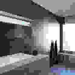 Wohnhaus M, Elternbad Moderne Badezimmer von Architekten Lenzstrasse Dreizehn Modern