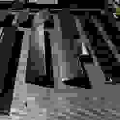 UFV - HYPERSOFT Lojas & Imóveis comerciais clássicos por Tauri Energia Solar Clássico