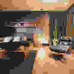 Munera y Molina Modern style bedroom