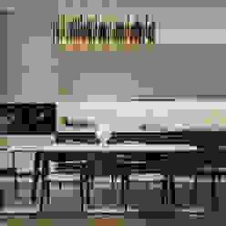Archventil - Architecture and Design Studio Cozinhas modernas