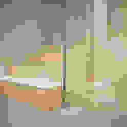 Interior design villa a San Marino di Co-design studio Moderno