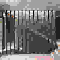 Casa DLP 2712 / asociados Livings de estilo moderno