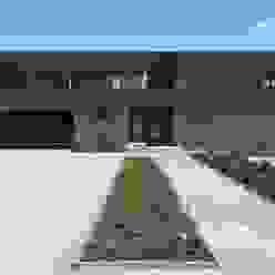 Casa DLP 2712 / asociados Casas estilo moderno: ideas, arquitectura e imágenes