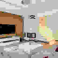 di ZAWICKA-ID Projektowanie wnętrz Moderno