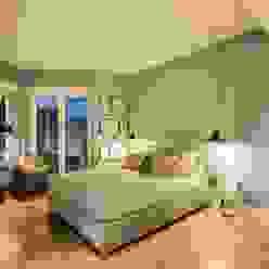 ENGLEN MOB ARCHITECTS Camera da letto moderna