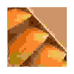di FPM Arquitectura Moderno Legno massello Variopinto