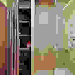 Домашнее путешествие Ванная комната в эклектичном стиле от CO:interior Эклектичный