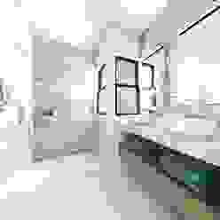 Baño Taller Veinte Baños modernos