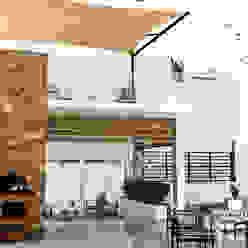 Altica 2 homify Casas minimalistas