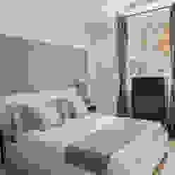 CASA VACANZA SAN GIOVANNI a2 Studio Borgia - Romagnolo architetti Camera da letto moderna