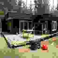 Casas de madera Incove - Casas de madera minimalistas Casas de madera