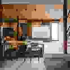 shimotoyama-house-renovation ALTS DESIGN OFFICE クラシックデザインの ダイニング