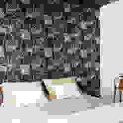 Casa OF Lula Ferrari Architetto Camera da letto minimalista