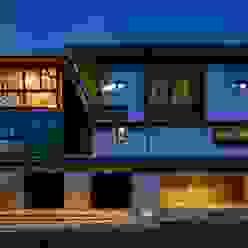 五条坂の家: 一級建築士事務所 アリアナ建築設計事務所が手掛けた家です。,モダン コンクリート