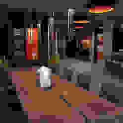 zona living piano terra Ing. Massimiliano Lusetti Soggiorno minimalista