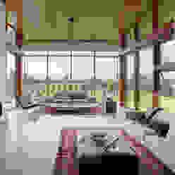 Trevor McIvor Architect Inc Salas modernas