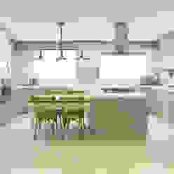 Home Decor M|R por Carolina Fagundes - Arquitetura e Interiores Clássico