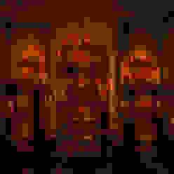 Moreno Licht mit Effekt - Lichtplaner Museus clássicos