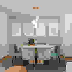 Formosa Bay Victor Guerra.Design Salas de jantar ecléticas