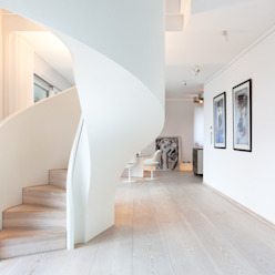 Siller Treppen/Stairs/Scale 樓梯 White