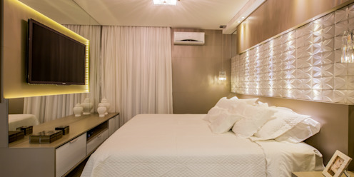 Evviva Bertolini Modern style bedroom