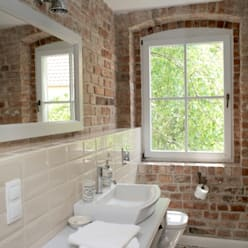 Phòng tắm by Mocca Studio