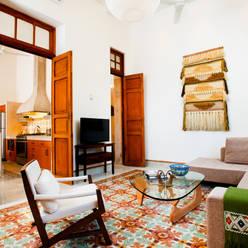 Phòng khách by Taller Estilo Arquitectura