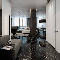 Corridor & hallway by Diff.Studio