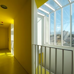 Corridor & hallway by buerger katsota zt gmbh
