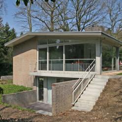 Verbouw woonhuis Kwakkenberg Nijmegen:  Huizen door Van de Looi en Jacobs Architecten