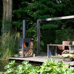 Jardines de estilo  de Van Mierlo Tuinen | Exclusieve Tuinontwerpen