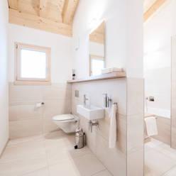 :  Badkamer door Mood Interieur