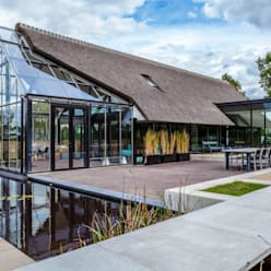 WOONHUIS BERLICUM:  Huizen door Maas Architecten